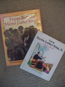 Observing Martin Luther King, Jr. Day, by Mrs.Warde