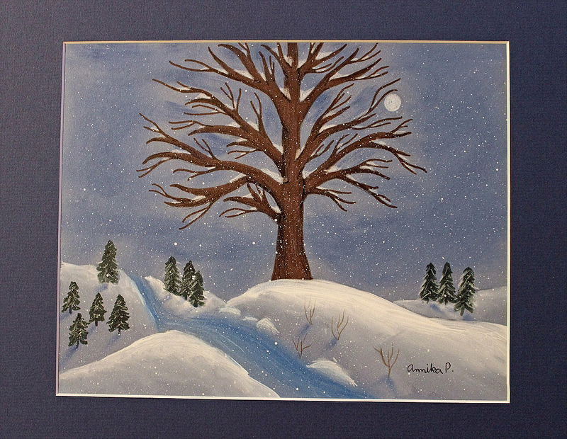 Student Spotlight: Winter Tree