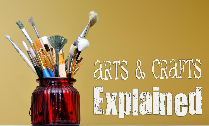 Arts and Crafts Explained: Drawing Paper, by Apryl