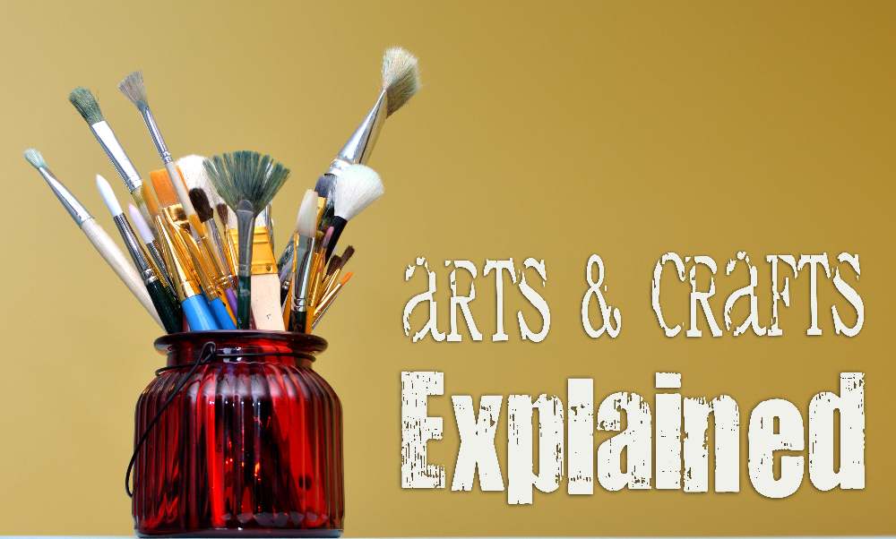 Arts and Crafts Explained: Clay! by Apryl