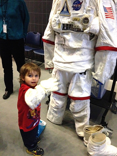 A Visit to the Smithsonian Air and Space Udvar Hazy Center, by SarahR