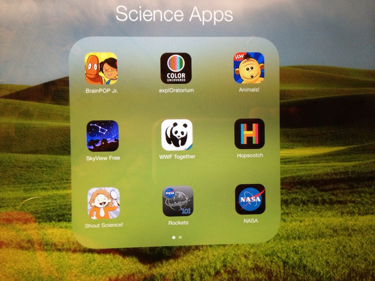 Ten Great FREE Science Apps! by Apryl