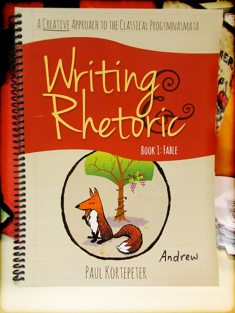 Review: Writing and Rhetoric by Classical AcademicPress