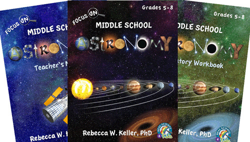 Real Science 4 Kids, Focus on Middle School: Astronomy Review