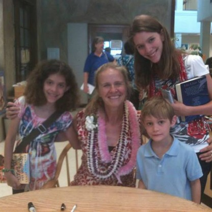 Meeting more authors!