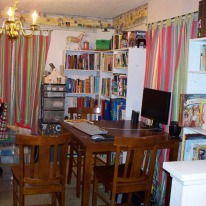 Dining room/school room