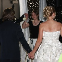 Yes, there is even Prom in homeschooling!