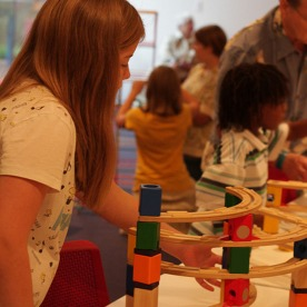 Physics at the Museum.