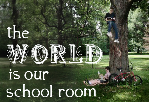 The World is Our Schoolroom: June 20th edition